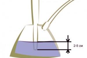 Сколько воды нужно в кальян?