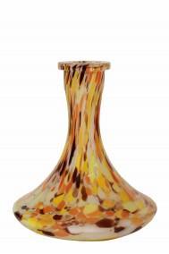 Колба для кальяна Craft black-yellow 2