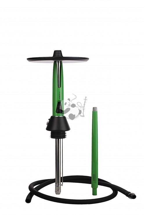 Купить кальян Коресс K3 Green (Зеленый) - Smokypanda
