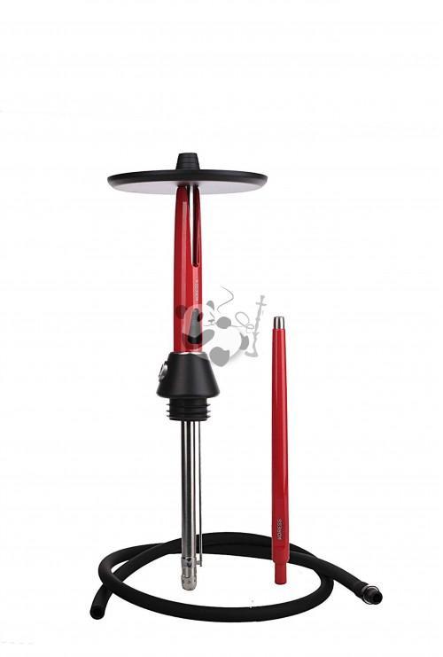 Купить кальян Коресс K3 Scarlet (Красный) - Smokypanda