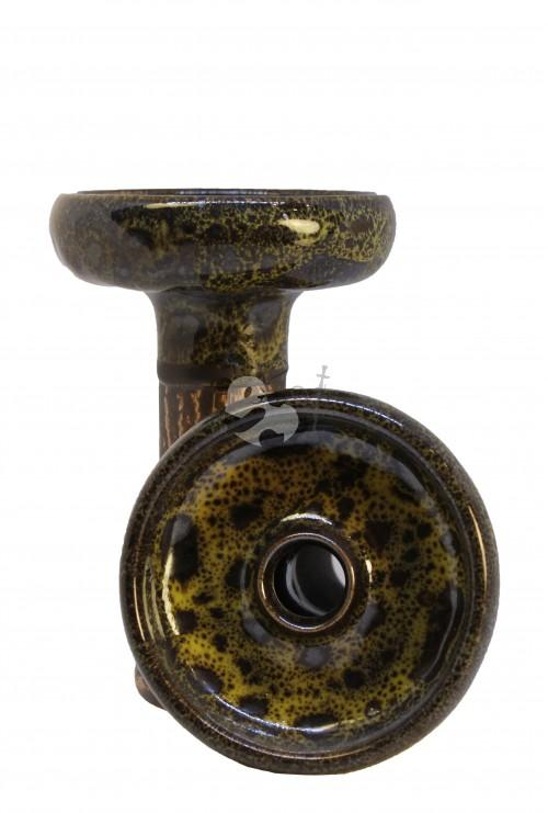 Кальянная чаша Лекс размер Л rGreen - Smokypanda