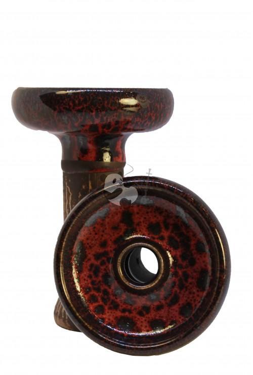 Кальянная чаша Лекс размер Л red - Smokypanda