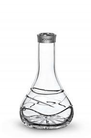 Колба для кальяна Wookah Vase Crystal Waves