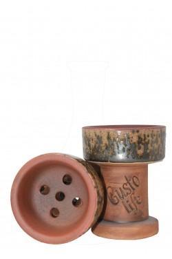 Чаша GustoBowls Rook №1 для кальяна