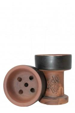 Чаша GustoBowls Rook №3 для кальяна