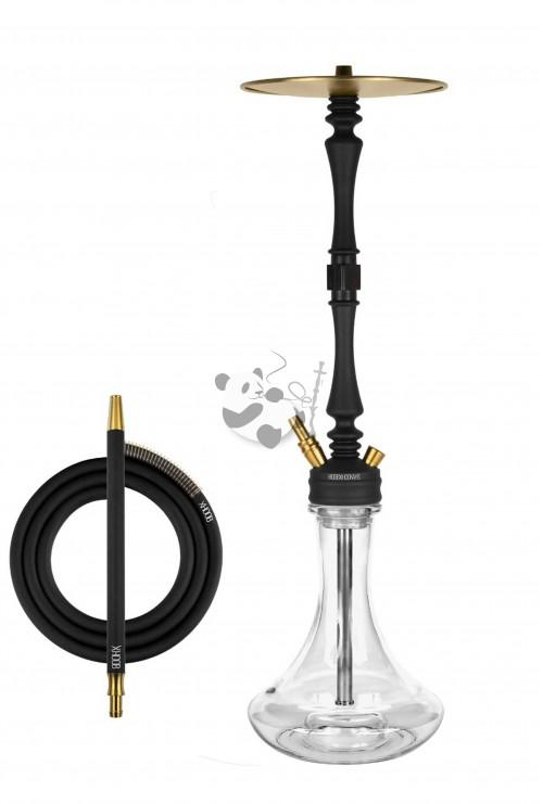 Кальян Hoob Hookahs Mars Mini Black (Хуб Хука Марс Мини)