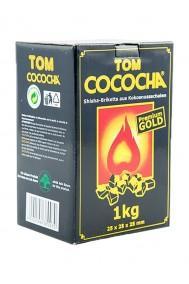 Уголь для кальяна Tom Cococha Gold