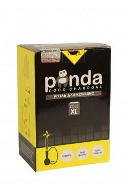 Уголь для кальяна Panda Black 72 кубика