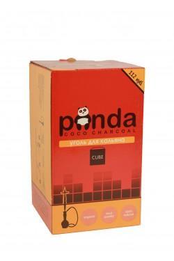Уголь для кальяна Panda Red 112 кубика
