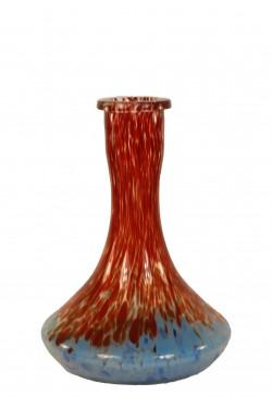 Колба для кальяна Craft neo red - blue