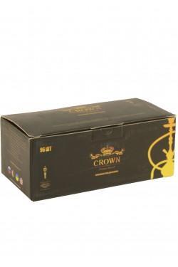 Уголь для кальяна Crown 96 кубика