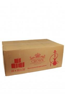 Уголь для кальяна Crown 20kg