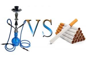 Кальян как альтернатива сигаретам