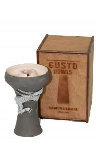 Чаша Gusto Bowls Dragon для кальяна