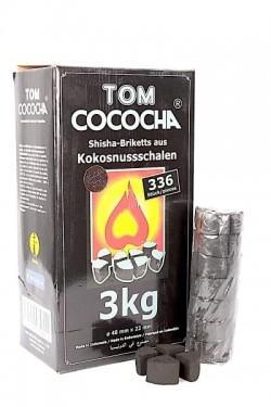 Уголь для кальяна Tom Cococha Silver