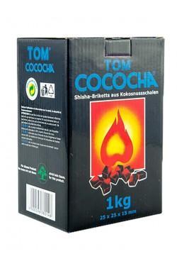 Уголь для кальяна Tom cococha blue